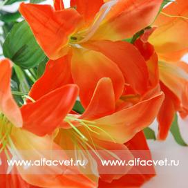 Искуственные цветы купить в оренбурге заказать букет для подружек невесты
